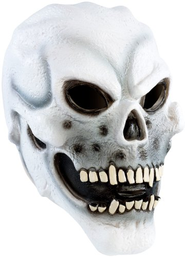 infactory Masken: Totenkopfmaske aus Latex (Totenkopf (Hollywood Masken Latex)