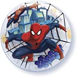 """Single Source Party Suppies - 22"""" Bubble Ultimate Spiderman Bubble Balloon by Single Source Party Supplies"""