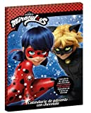 Character Miraculous Ladybug und Cat Noir Adventskalender mit Vollmilchschokolade für Weihnachten 2018 (Order Before 27TH of November for Express DELIVERY)