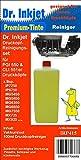 IRP415 - Düsenreiniger, Druckkopfreiniger - Dr.Inkjet Druckkopfreinigungsset für die Canon Drucker mit den PGI550 + CLI551er Druckerpatronen - IP7250, IP8750, IX6850, MG5450, MG5550, MG5650, MG6350, MG6450, MG6650, MG7150, MG7550, MX725, MX925