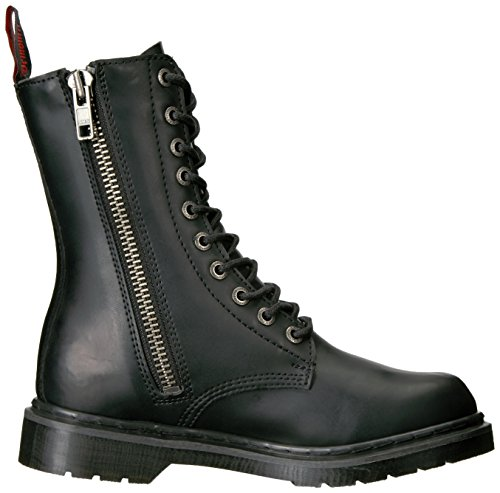 Demonia DEFIANT-200 Blk Vegan Leather
