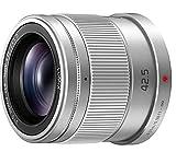 Panasonic 42.5/F 1.7 Lumix G Power Ois ASPH (H-HS043) 42.5 mm-42.5 mm Objektiv (Micro Four Thirds-Anschluss,True)