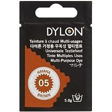 DYLON múltiples (tinte de prendas de vestir y textiles) 5g col.05 La Habana Brown