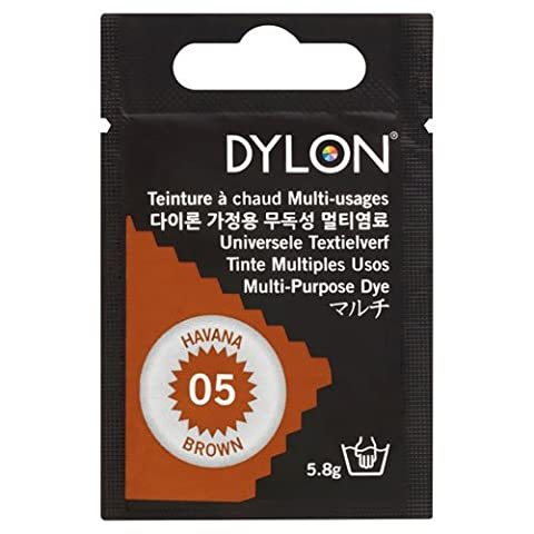 DYLON multi (dye for clothing and textile) 5g col.05 Havana