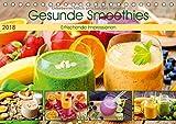 Gesunde Smoothies 2018. Kulinarische Impressionen (Tischkalender 2018 DIN A5 quer): Gesunder Genuss im Trend: Smoothies. (Monatskalender, 14 Seiten ) ... [Jun 30, 2017] Lehmann (Hrsg.), Steffani