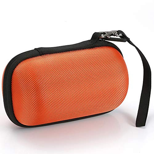 Hard Case für Sony SRS-XB10 / Sony SRS-XB12 Kompakter tragbarer drahtloser Lautsprecher, Reisetasche - Orange Orange Hard Case