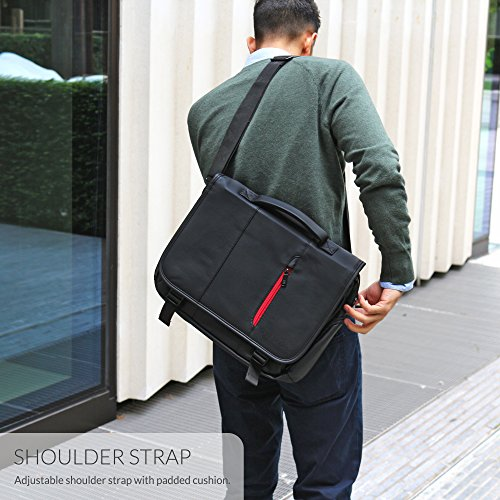 Snugg Laptoptasche 15.6 Zoll - 7