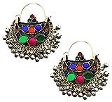 Mehrunnisa Traditional Afghani Earrings ...