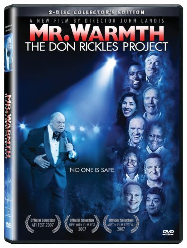 Mr Warmth: The Don Rickles Project [Import USA Zone 1]