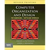 (Computer Organization and Design: The Hardware/Software Interface [With CDROM] (Revised)) By Patterson, David A. (Author) Paperback on (11 , 2011)