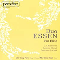 Sonata in E Major (Arr. Chi-sang Park)