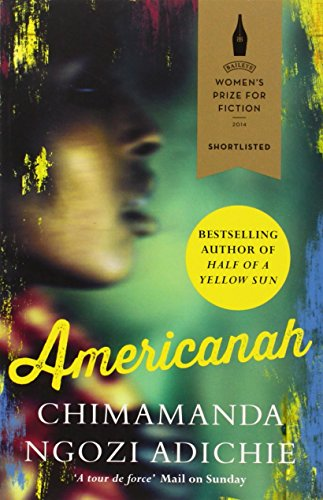 Buchseite und Rezensionen zu 'Americanah' von Chimamanda Ngozi Adichie