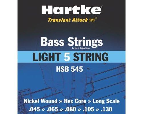 HARTKE HSB 545DE GRAVES DE CUERDAS PARA 5SAITIGEN S