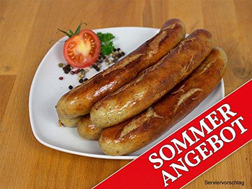 Sommerangebot/Rostbratwurst 20x100g - Bratwurst/Grillwurst ideal für Grill und Pfanne - Original westfälisch Ringhoff