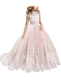 8a9f88b1088bf Amazon.co.uk: Dresses - Girls: Clothing: Special Occasion, Casual & More