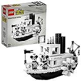 LEGO Steamboat Willie Costruzioni Piccole, Multicolore, 5702016501995