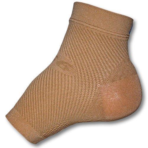 OrthoSleeve® FS6piede Sleeve | Exclusive 6zone tecnologia a compressione® | fascite plantare, dolore al tallone & Gonfiore Relief | 1paio | 30giorni garanzia | 24/7Comfort - Giorno Runner