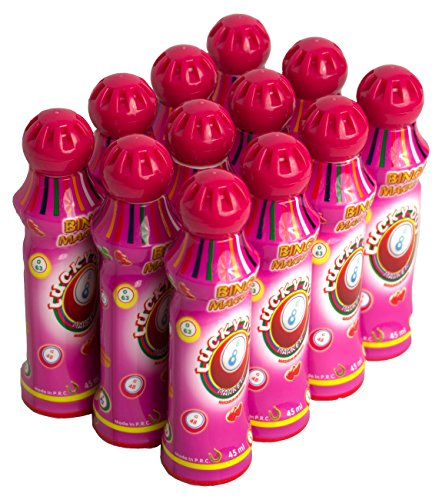 12x 45ml Purple Bingo Dabbers / Dauber / Markers for Bingo Tickets