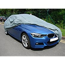 BMW 4 SERIES CONVERTIBLE LUXURY FULLY WATERPROOF CAR COVER + COTTON LINED