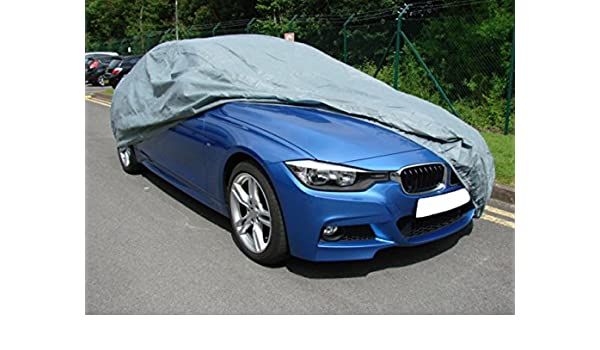 COTTON LINED MERCEDES-BENZ SLK AMG 12-ON LUXURY FULLY WATERPROOF CAR COVER