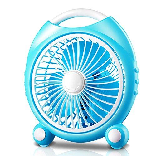 LDFN Mini Ventilatore Da Tavolo Per Casa Ufficio Esterno Viaggio...