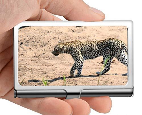 Visitenkarteninhaber-Brieftasche, Wildlife-Natur Kreditkarte ID-Etui/Inhaber
