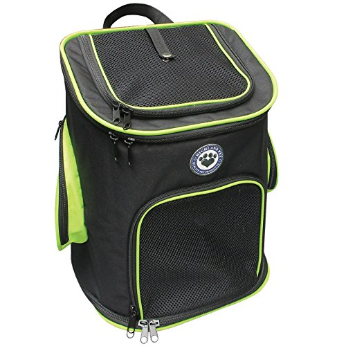 Pet Carrier Premium Travel Backpack Carry Bag Accessory Dog Cat Small Pets Kennel Cage For Bus Car Train Journey