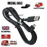 Original Tomtom Start 20/25/USB KFZ Ladegerät Datenkabel