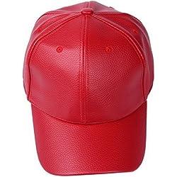 V-SOL Snapback / Cap / Hat / Gorra De Béisbol Cuero 56-58cm (Color 1)