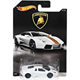 Hot Wheels Lamborghini Reventon Ivory Toy Car - White
