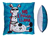 OOTB Deko-Kissen, 80% Polyester, 20% Baumwolle Füllgewicht: ca. 300gr, 40x40cm