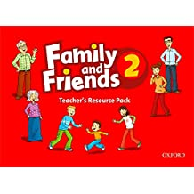 Family and Friends 2 : Teacher's Ressource Pack