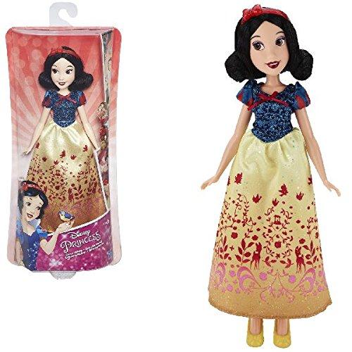 Hasbro Disney Prinzessin B5289ES2 - Schimmerglanz Schneewittchen, Puppe (Disney Schneewittchen Barbie)