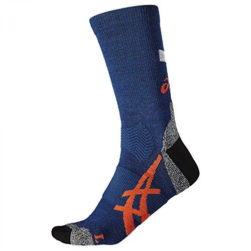 Asics Winter Laufen Socken - Large (Socken Asics Running)