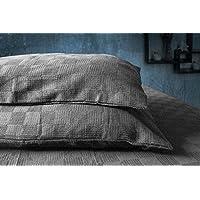San Valentino regalo, 3 pezzi set biancheria da letto lenzuolo e 2 federe casi tessuti in cotone assestamento per arrossoamento camera da letto