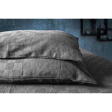 Regalos de Navidad, 3 piezas de ropa de cama conjunto y 2 fundas de almohada cubre tejido de algodon para la decoracion del dormitorio