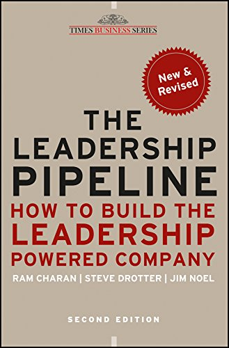 The Leadership Pipeline: How to Build the Leadership Powered Company Image