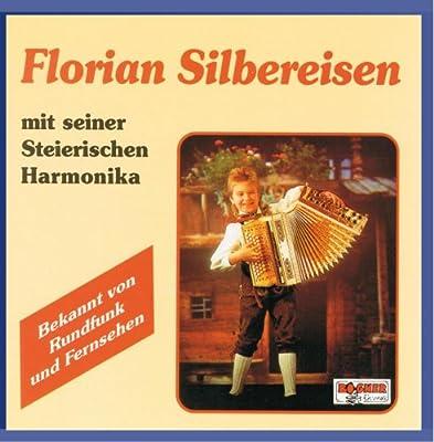 Florian Silbereisen mit seiner Steirischen Harmonika