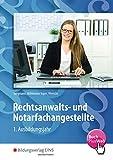 Rechtsanwalts- und Notarfachangestellte: 1. Ausbildungsjahr: Schülerband