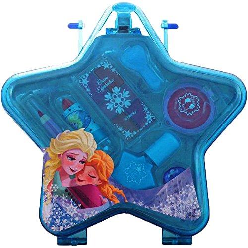 Frozen - Set de maquillaje en caja con forma de estrella (Markwins)