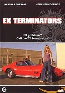 dvd - Ex terminators (1 DVD)