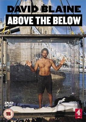 David Blaine: Above The Below [DVD] by Harmony Korine