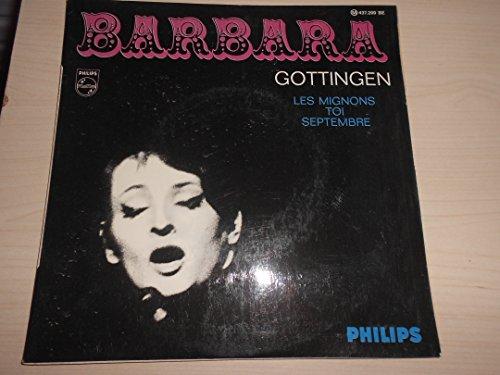 barbara (gottingen /toi / les mignons / septembre