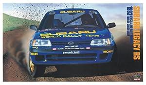 Hasegawa 6203111/24Subaru Legacy RS 1993, Ne Maqueta de