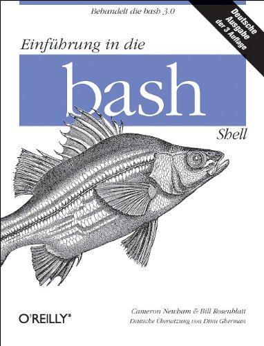 Einführung in die bash-Shell -