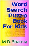 #8: Word Search Puzzle Book For Kids