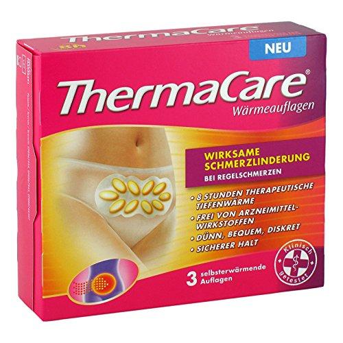 Thermacare bei Regelschmerzen 3 stk