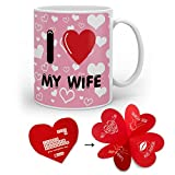 Best Anniversary Gifts For A Girlfriends - Indigifts Valentine Gifts for Girlfriend I Love My Review