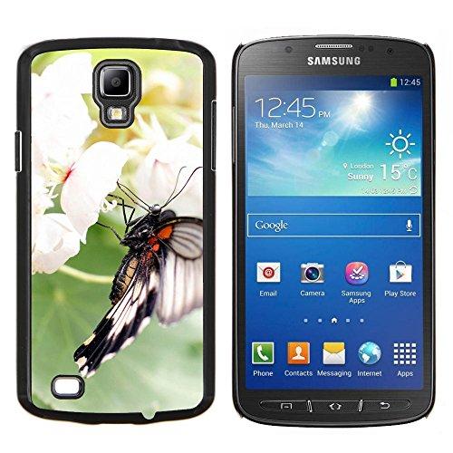 For Samsung Galaxy S4 Active i9295 Case , Vedere il paesaggio Qui - Design Pattern Duro Staccabile Stile Telefono Cellulare Nuovo Caso Cover Guscio