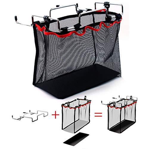 Picknick-tisch-kit (Outdoor Camping Draht Rack Tragbare Aufbewahrungstasche Net Pocket Picknick Tisch Barbecue Kit Küche Sonstiges Net Set)
